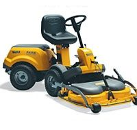 Lawnmower & Hort