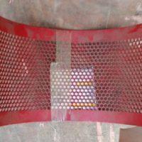 Case/IH Axial Flow Combine Tailing Elevator Door 174193C1 - Genuine