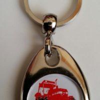 Case/IH 5100 Series Maxxum Tractor Keyring