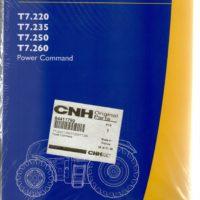 New Holland T7.220-260 Tractor Operators Manual