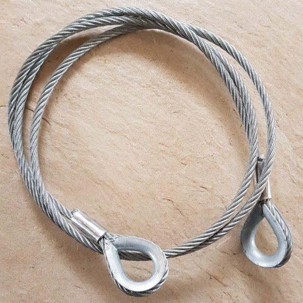 Votex PT Topper Mower Wire Rope