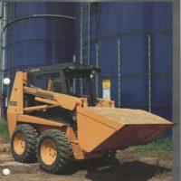 Case 1835C Skid Steer Sales Brochure