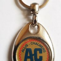 Allis Chalmers Tractor Keyring