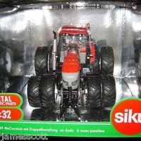 Siku McCormick TTX190 Tractor c/w Dual Wheels Limited Edition 1/32 Scale