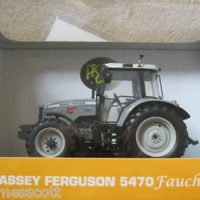 UH Massey Ferguson 5470 Tractor Fauchi Grey Limited Edition 1/32 Scale