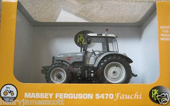 UH Massey Ferguson 5470 Tractor Fauchi Grey Limited Edition 1/32 Scale