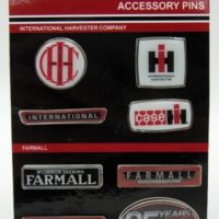 IH Pin Badge Set