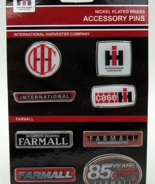 IH Pin Badge Set