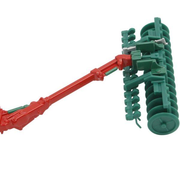 Britains Kverneland Plough & Packomat  1/32 scale