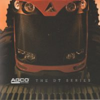 Agco DT Series Tractor Sales Brochure