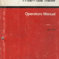 Case/IH 7110 7120 Magnum Tractor Operators Manual