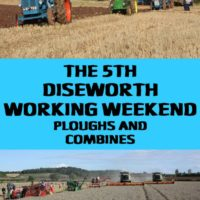 The 5th Diseworth Working Weekend DVD - Ploughs & Combines