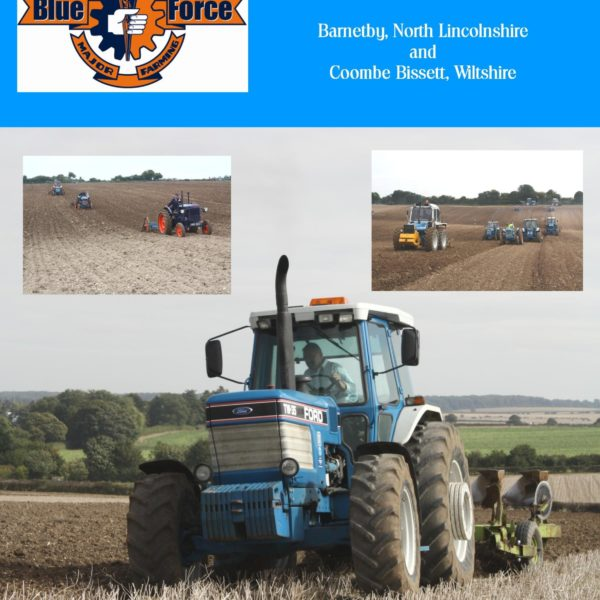 The Blue Force Working Weekends DVD