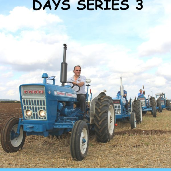Working Days DVD - Series 3 Blue Force Working Weekend Barnetby