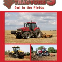Modern Tractors 3 DVD - Out In The Fields