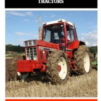 International Harvester Tractors  DVD - A Power On The Land 1906-1985