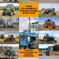 The Classic Tractor Review DVD - Four Decades Of Farm Power