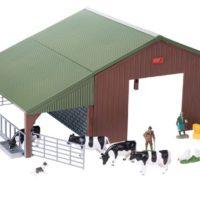 Britains Farm Building & Accessories Set 1/32 Scale