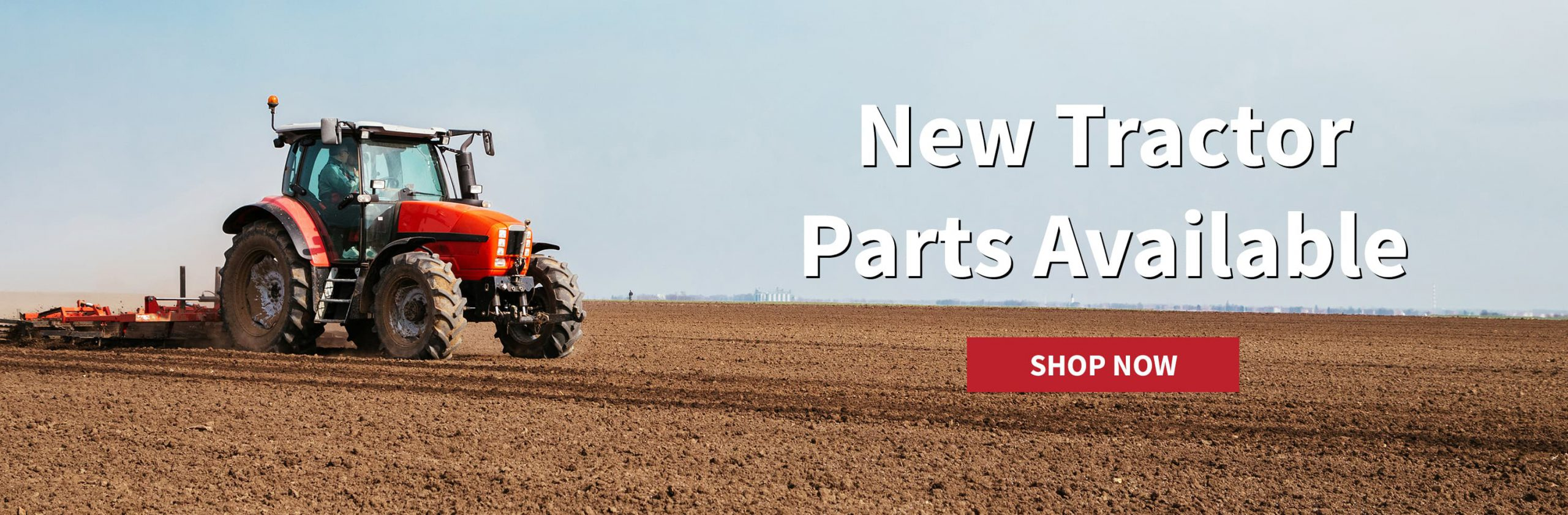 New tractor parts available from SPS Parts