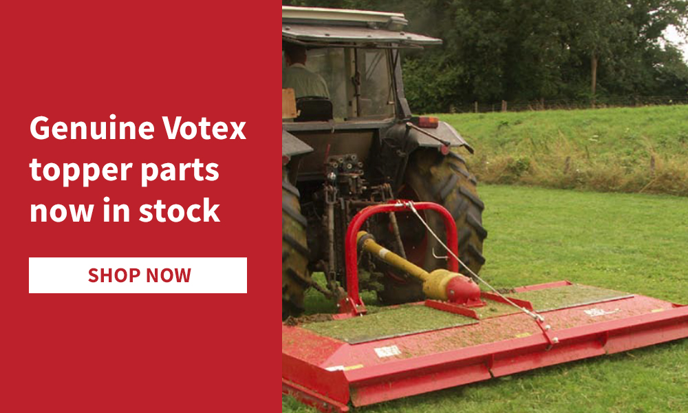Votex topper parts in stock