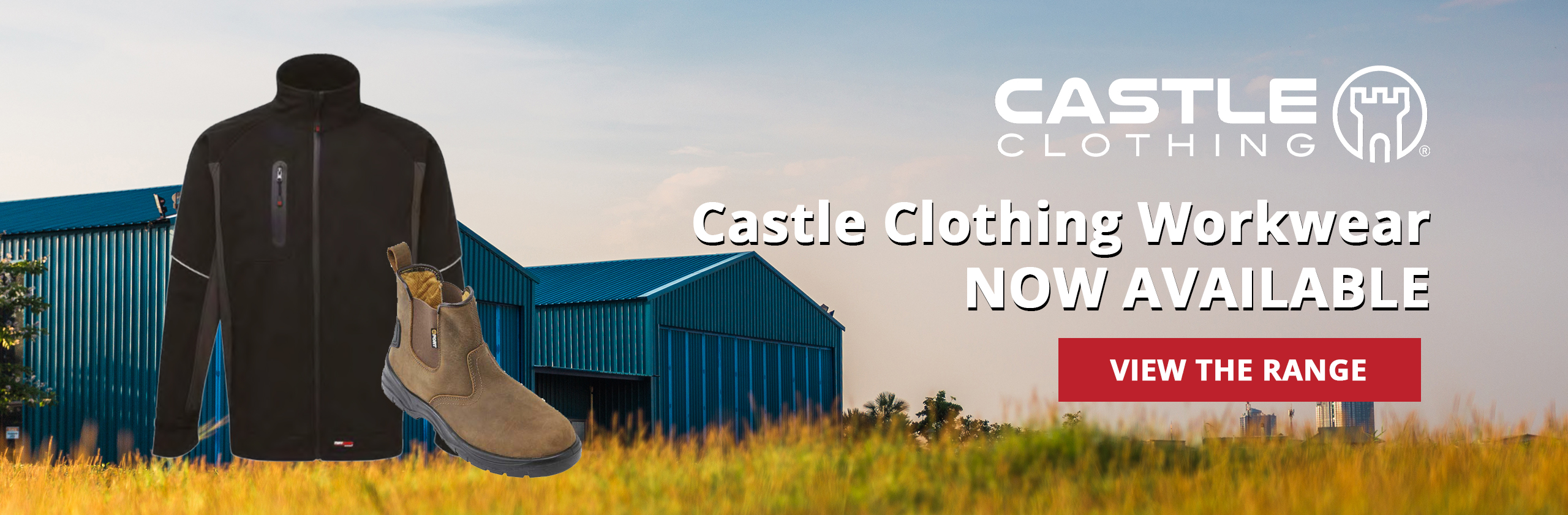 Castle Clothing Range Now Available from SPS Parts